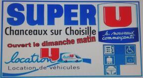 Logo super u 1