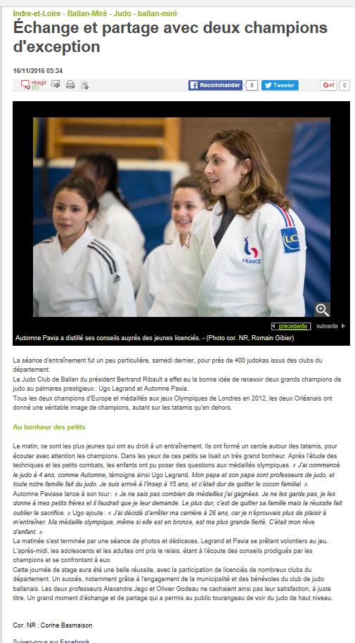 Nr 16 11 2016 rencontre judokas ballan