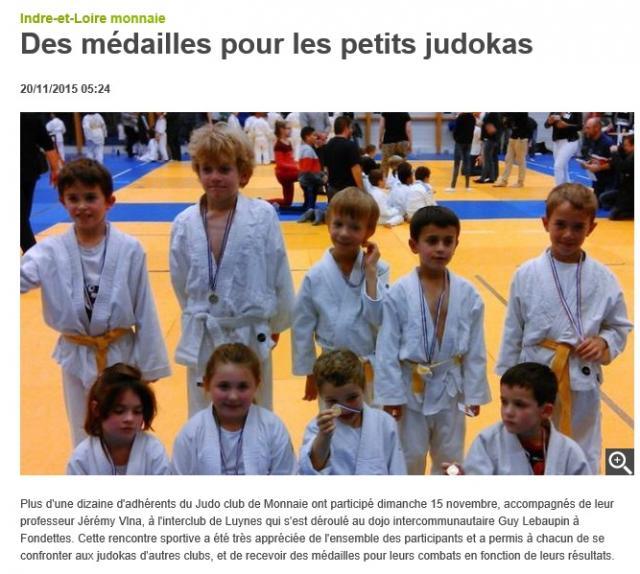 Petits judokas